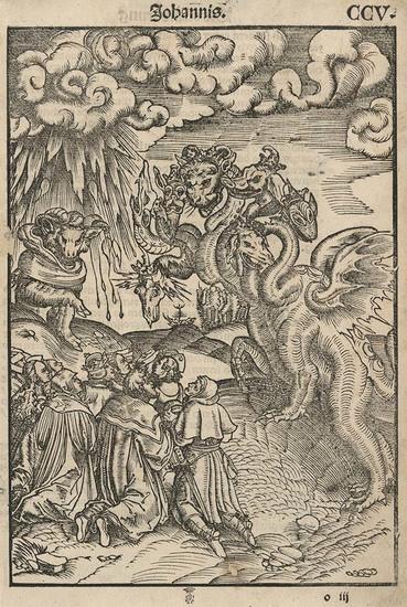 DONum: L'Apocalypse. La bête qui monte de la mer XIII, 1-4 et la ...